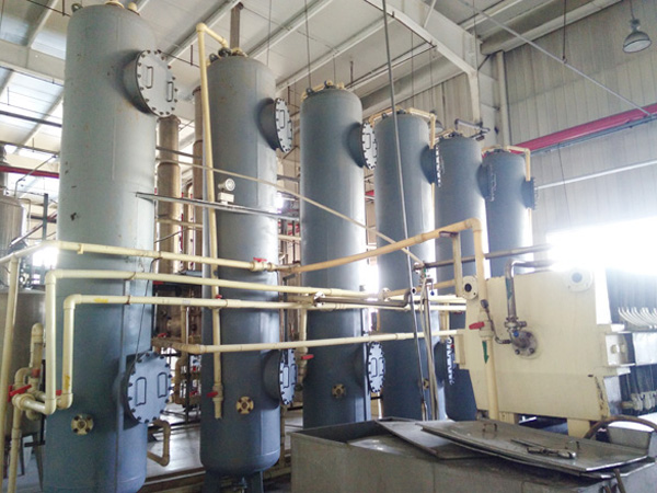Rice maltose syrup processing machine
