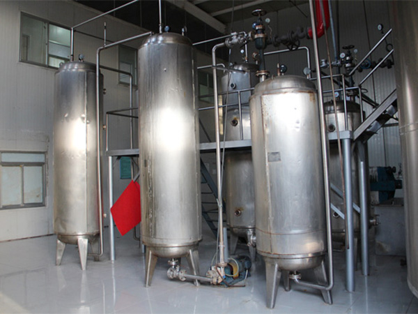Beijing high fructose corn syrup production plant project