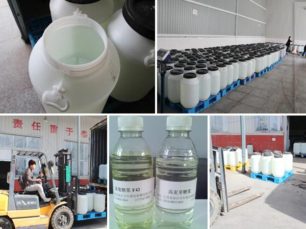 starch syrup production plant