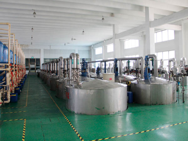 Broken rice glucose syrup processing plant